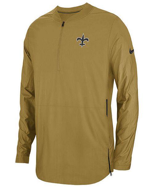 low priced 57cbf f9945 Nike Men's New Orleans Saints Lockdown Jacket & Reviews ...