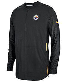 Nike Men's Pittsburgh Steelers Lockdown Jacket