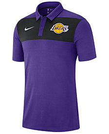 Nike Men's Los Angeles Lakers Statement Polo