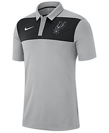Nike Men's San Antonio Spurs Statement Polo