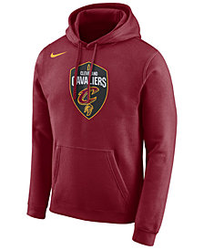 Nike Men's Cleveland Cavaliers Essential Logo Pullover Hoodie