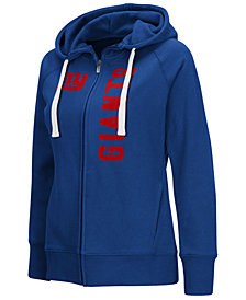 G-III Sports Women's New York Giants 1st Down Hoodie