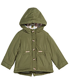 Carter's Toddler Girls Hooded 3-In-2 Systems Jacket