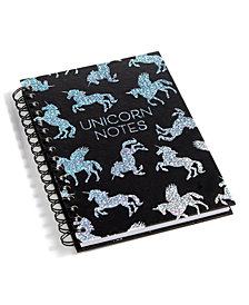 Tri-Coastal Design Unicorn Notes Spiral Notebook