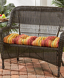 Outdoor Swing and Bench Cushion