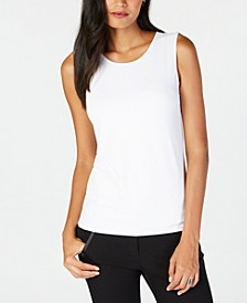 Sleeveless Layering Tank Top, Created for Macy's