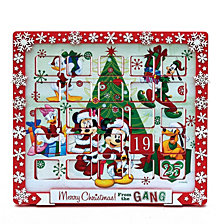 Kurt Adler 9.5 Inch Mickey Mouse and Friends Advent Calendar