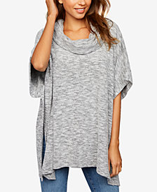 A Pea In The Pod Maternity Nursing Poncho