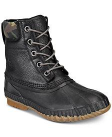 Sorel Men's Cheyanne II Premium Camo Waterproof Boots