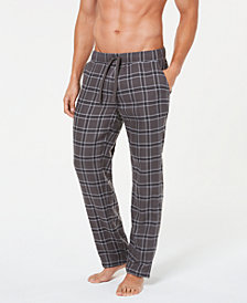 UGG® Men's Flynn Plaid Cotton Pajama Pants