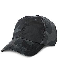 Polo Ralph Lauren Men's Camouflage Baseball Cap