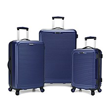 Savannah 3-Pc. Hardside Spinner Luggage Set, Created for Macy's