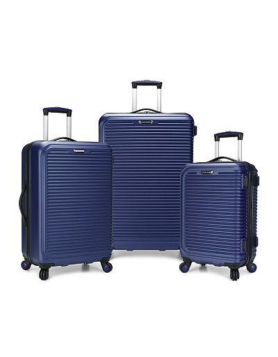 Travel Select Savannah 3-Pc. Hardside Spinner Luggage Set