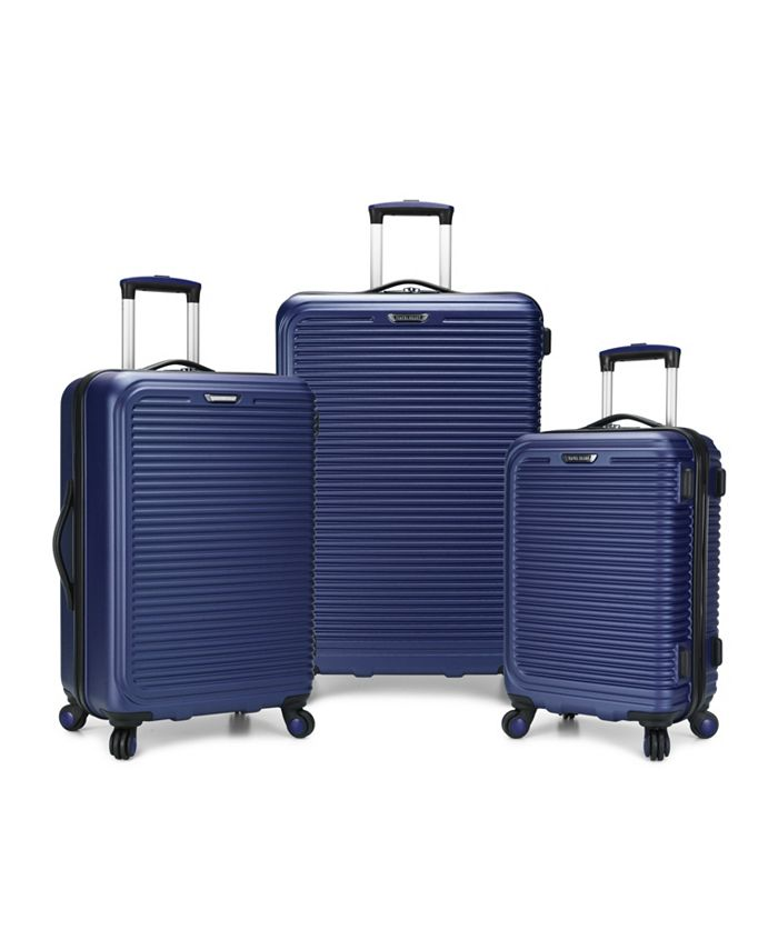 Travel Select - Savannah 3-Pc. Hardside Spinner Luggage Set