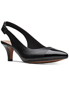 Clarks Collection Women's Linvale Emmy Pumps