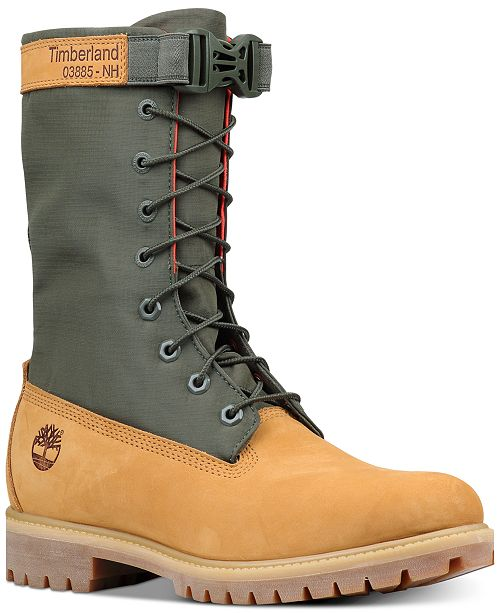 b6ed748feaf Timberland Men s Gaiter Limited Release Waterproof Boots ...