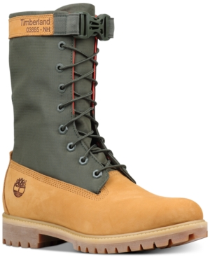 Timberland Boots MEN'S GAITER LIMITED RELEASE WATERPROOF BOOTS MEN'S SHOES