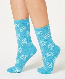 Charter Club Snowflake Socks, Created for Macy's