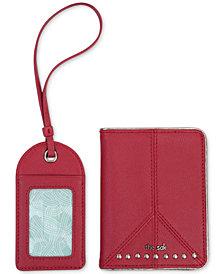 The Sak Passport Holder & Luggage Tag