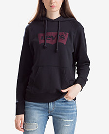Levi's® Cotton Graphic Sport Hoodie