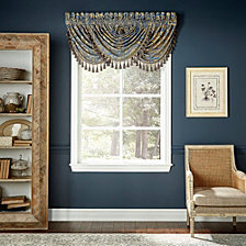 Croscill Allyce Waterfall Swag Window Valance