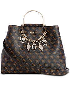 Guess Affair Signature Top Handle Tote