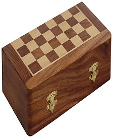 Foldable Chess Set
