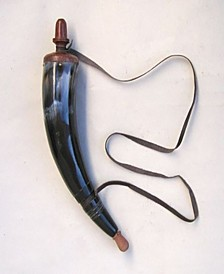 Vintage Decorative Horn
