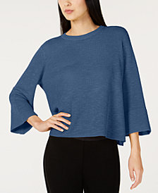 Eileen Fisher Relaxed Merino Wool Sweater, Regular & Petite