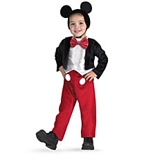 Disney Mickey Mouse Deluxe Little Boys Costume