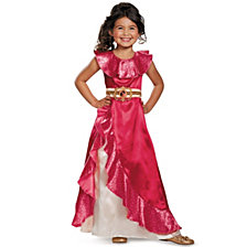 Elena of Avalor Adventure Dress Classic Toddler Girls Costume