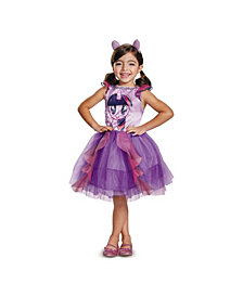 My Little Pony Twilight Sparkle Classic Toddler Girls Costume