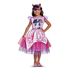 My Little Pony Twilight Sparkle Classic Little and Big Girls Costume