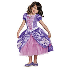 Sofia The First Sofia The Next Chapter Deluxe Toddler Girls Costume