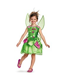 Disney Tinker Bell Little and Big Girls Costume