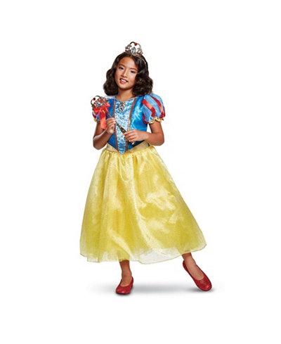 Snow White Deluxe Toddler Girls Costume