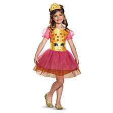 Shopkins Kookie Cookie Little Boys or Girls Costume