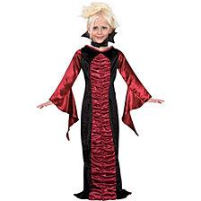 Gothic Vampire Big Girls Costume