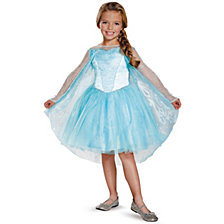 Frozen Elsa Prestige Tutu Toddler Girls Costume
