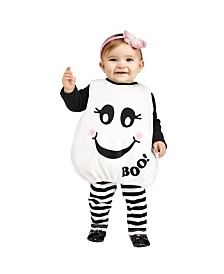 Baby Boo Baby Girls Costume