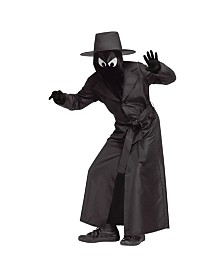 Spy Guy Little and Big Boys Costume
