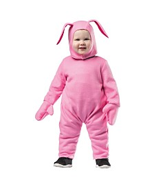 Christmas Bunny Toddler Boys or Girls Costume
