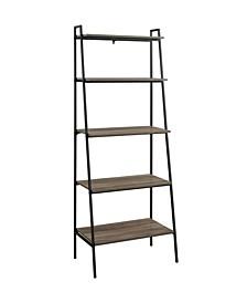 Modern Ladder Bookcase