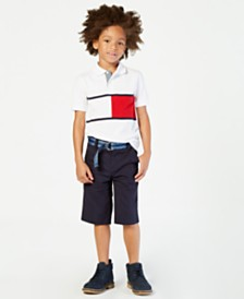 Tommy Hilfiger Big Boys Polo