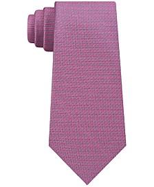 Men's Bold Solid Slim Tie