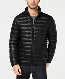 Men's Packable Down Quilted Jacket
