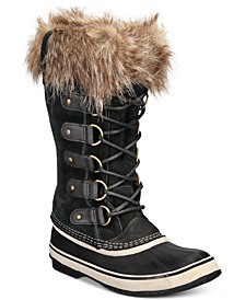 Sorel Women's Joan Of Arctic Waterproof Cold-Weather Boots