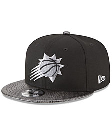 New Era Phoenix Suns Snakeskin Sleek 9FIFTY Snapback Cap