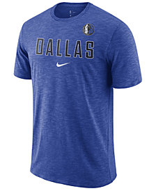 Nike Men's Dallas Mavericks Essential Facility T-Shirt