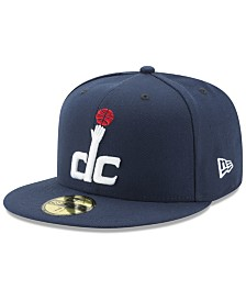 New Era Washington Wizards Basic 59FIFTY Fitted Cap 2018